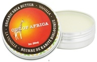 Out Of Africa - Organic Shea Butter Tin with Vitamin E Vanilla - 2 oz.