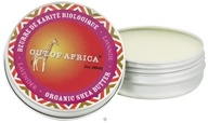 Out Of Africa - Organic Shea Butter Tin with Vitamin E Lavender - 2 oz. CLEARANCE PRICED