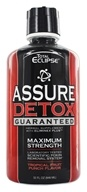 Total Eclipse - Assure Detox Laboratory Tested Scientific Toxin Removal System Fruit Punch - 32 oz. (794504574418)