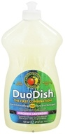 Earth Friendly - DuoDish 100% Natural Dishwashing Liquid Organic Lavender - 25 oz.