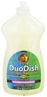 Earth Friendly - DuoDish 100% Natural Dishwashing Liquid Organic Lavender - 25 oz. - $3.79