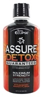 Total Eclipse - Assure Detox Laboratory Tested Scientific Toxin Removal System Strawberry Mango - 32 oz. (794504574616)