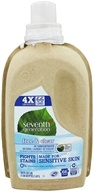 Seventh Generation - Natural 4X Concentrated Liquid Laundry Detergent Free & Clear - 50 oz. ...