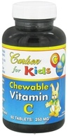 Image of Carlson Labs - Kids Chewable Vitamin C 250 mg. - 60 Chewable Tablets