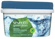 Image of Seventh Generation - Natural Oxy Stain Remover Powder Free & Clear - 50 oz.