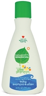 Seventh Generation - Baby Shampoo & Wash - 10 oz. (732913440733)