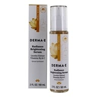 Derma-E - Evenly Radiant Brightening Serum - 2 oz. LUCKY DEAL
