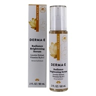 Derma-E - Evenly Radiant Brightening Serum With Vitamin C - 2 oz. (030985003529)