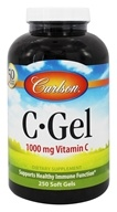 Carlson Labs - C-Gel Vitamin C 1000 mg. - 250 Softgels by Carlson Labs