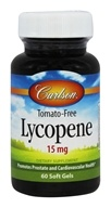 Carlson Labs - Lycopene 15 mg. - 60 Softgels - $12.94