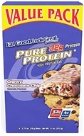 Image of Pure Protein - High Protein Bar Value Pack Chewy Chocolate Chip - 4 Bars