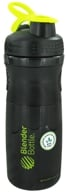 Blender Bottle - SportMixer Tritan Grip Black/Green - 28 oz. By Sundesa - $14.99