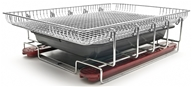 EcoQue - The Rack Barbeque Wire Grill Roaster by EcoQue