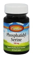 Carlson Labs - Phosphatidyl Serine 100 mg. - 30 Softgels