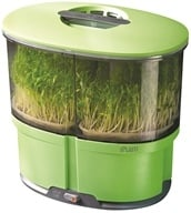 iPlant - Sprout Garden With Starter Seeds Green by iPlant