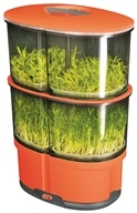 iPlant - 2 Level Sprout Garden Orange by iPlant