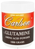 Carlson Labs - L-Glutamine Amino Acid Powder 3000 mg. - 1000 Grams