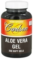 Carlson Labs - Aloe Vera Gel 25 mg. - 250 Softgels - $12.45