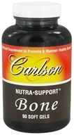 Carlson Labs - Nutra Support Bone - 90 Softgels