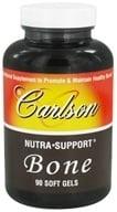 Image of Carlson Labs - Nutra Support Bone - 90 Softgels