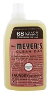 Mrs. Meyer's - Clean Day Laundry Detergent Rosemary - 34 oz.