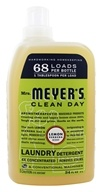 Image of Mrs. Meyer's - Clean Day Laundry Detergent Lemon Verbena - 34 oz.