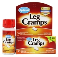 Hylands - Leg Cramps - 50 Tablets, from category: Homeopathy
