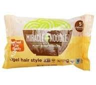 Miracle Noodle - Shirataki Pasta Angel Hair - 7 oz. by Miracle Noodle