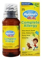 Hylands - Complete Allergy 4 Kids - 4 oz. - $7.01