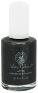 Image of Honeybee Gardens - Watercolors Water Based Nail Enamel Abyss - 0.5 oz.