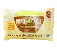 Miracle Noodle - Shirataki Pasta Fettuccini - 7 oz., from category: Health Foods
