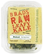 Image of Brad's Raw Foods - Leafy Kale Vegan Naked - 2.5 oz.