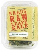 Brad's Raw Foods - Leafy Kale Vegan Naked - 2.5 oz. - $7.82