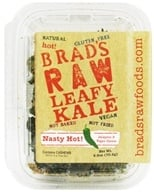 Image of Brad's Raw Foods - Leafy Kale Nasty Hot Vegan Jalepeno & Vegan Cheese - 2.5 oz.