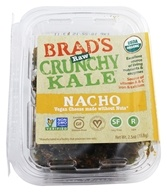 Image of Brad's Raw Foods - Leafy Kale Natural Nacho Vegan Cheese - 2.5 oz.