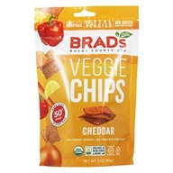 Brad's Raw Foods - Vegan Chips Cheddar - 3 oz.