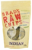 Brad's Raw Foods - Vegan Chips Indian - 3 oz. - $8.04