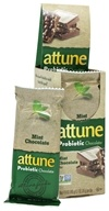 Attune - All Natural Probiotic Bars Mint Chocolate - 7 Bars