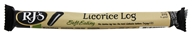 RJ's - Soft Eating Licorice Log - 1.4 oz. by RJ's