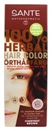 Image of Sante - 100% Herbal Hair Color Chestnut Brown - 3.5 oz.