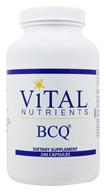 Vital Nutrients - BCQ Boswellia, Bromelain, Curcuma and Quercetin - 240 Capsules, from category: Professional Supplements