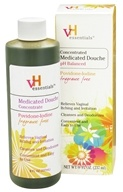VH Essentials - Medicated Douche Concentrate Fragrance Free - 8 oz. (012277517129)