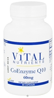 Vital Nutrients - CoEnzyme Q10 60 mg. - 60 Capsules
