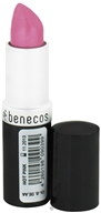Benecos - Natural Lipstick Hot Pink - 4.5 Grams