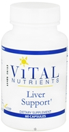 Vital Nutrients - Liver Support - 60 Capsules