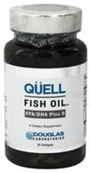 Douglas Laboratories - Quell Fish Oil EPA/DHA Plus D - 30 Softgels, from category: Professional Supplements