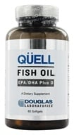 Douglas Laboratories - Quell Fish Oil EPA/DHA Plus D - 60 Softgels, from category: Professional Supplements