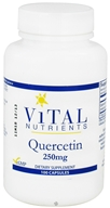 Image of Vital Nutrients - Quercetin 250 mg. - 100 Capsules