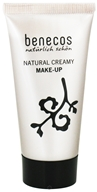 Image of Benecos - Natural Creamy Foundation Make-Up Honey AC.AB - 30 ml.