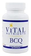 Vital Nutrients - BCQ Boswellia, Bromelain, Curcuma and Quercetin - 60 Capsules, from category: Professional Supplements